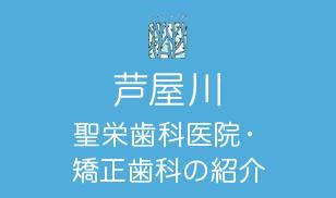 芦屋川聖栄歯科医院・矯正歯科の紹介