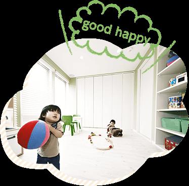 good happy