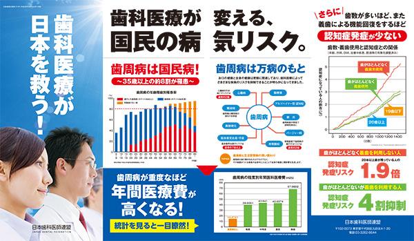 歯科医療が日本を救う!!